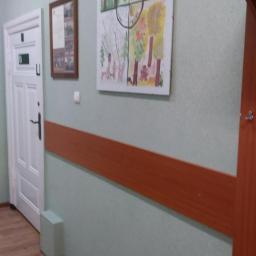 Powierzchnia malowana systemem farb natryskowych DIALCOLOR