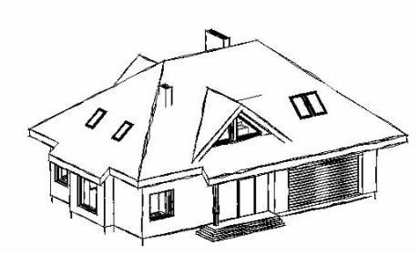ARCHIPAT Łukasz Blonkowski - Projekty domów Kowalewo Pomorskie