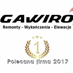 GAWIRO Wiesław Galicki - Szpachlowanie Bierutów