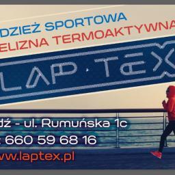LAP-TEX - Szwalnie odzieży ciężkiej Łódź