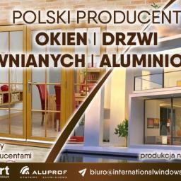 International Windows Group sp zoo - Drzwi Jabłonna Lacka