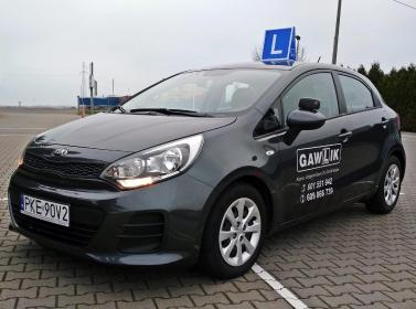 Ośrodek Szkolenia Kierowców Remigiusz Gawlik - Szkoła Nauki Jazdy Bralin