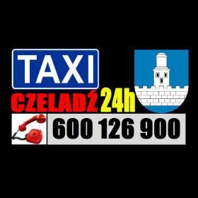 TAXI Czeladź 24h tel. 600 126 900 - Firma Transportowa Czeladź