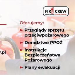 Fire Crew Dawid Było - BHP, ppoż, bezpieczeństwo Grodków