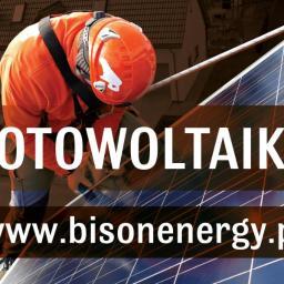 Bison Energy Sp. z o.o. - Zaopatrzenie w energię elektryczną Dąbrówka