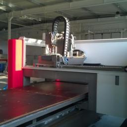 REICHENBACHER używane Centra Obróbkowe CNC - Dla przemysłu maszynowego Warszawa