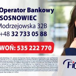 Fines Operator Bankowy Sosnowiec - Kredyt hipoteczny Sosnowiec