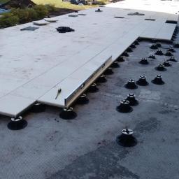 Zabudowa balkonu Czernice Borowe 1