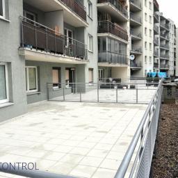 Zabudowa balkonu Czernice Borowe 3