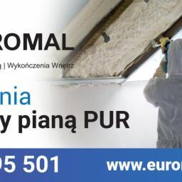 EUROMAL - Ocieplanie Pianką PUR Chrzanów