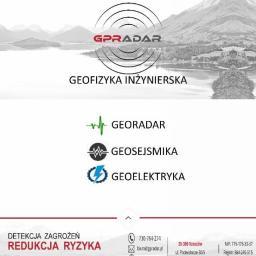 GPRadar Geofizyka Inżynierska - Geolog Rzeszów
