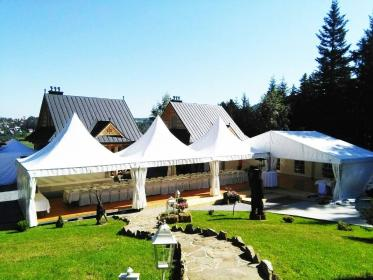 Luxury Tent - Wypożyczalnia Namiotów na Imprezy Nowy Sącz