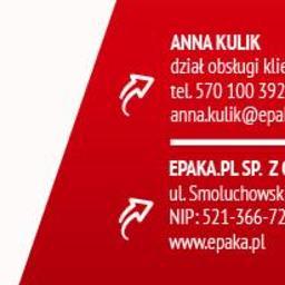 EPAKA - Firma transportowa Łuków