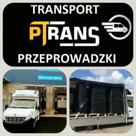 P-TRANS Paweł Jarczewski - Transport międzynarodowy do 3,5t Wrocław