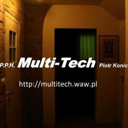 P.P.H. Multi-Tech Piotr Konicki - Remonty biur Pruszków