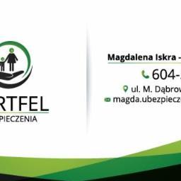 Portfel - Ubezpieczenie firmy Tarnobrzeg