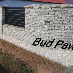 Bud-paw - Płotki Drewniane Kolonia wawrzyszów