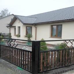 P.U. Wojciech Grzyb - Montaż ogrodzenia Krynice