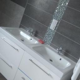 Remont łazienki Hajnówka 11