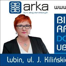 Biuro Usług Ekonomicznych Arka Sp. z o.o. - Rozliczanie Podatku Lubin