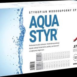 STYROPIAN STYRMANN FUNDAMENTOWY AQUA-STYR 100