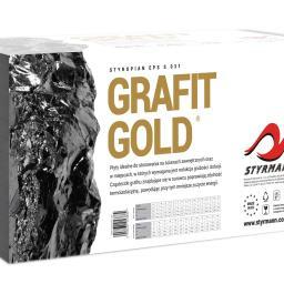 STYROPIAN STYRMANN FASADA GRAFIT-GOLD 031
