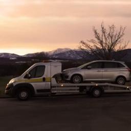 Andmar transport und logistick - Samochody osobowe używane Dorbirn