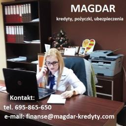 MAGDAR Magdalena Murlak - Pożyczki bez BIK Skwierzyna