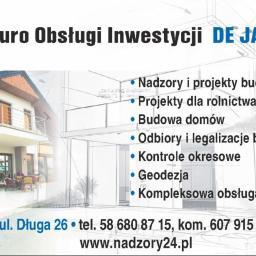 Domy murowane Kościerzyna 240