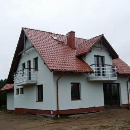 Domy murowane Kościerzyna 112