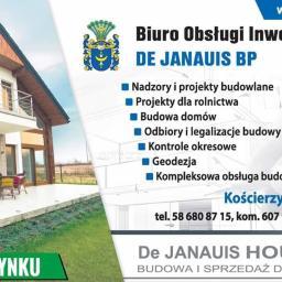 Domy murowane Kościerzyna 260