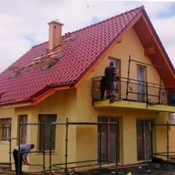Domy murowane Kościerzyna 176