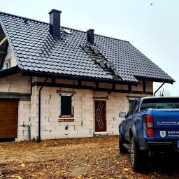 Domy murowane Kościerzyna 380