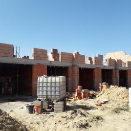 uslugi budowlane - Ocieplanie budynków Śrem