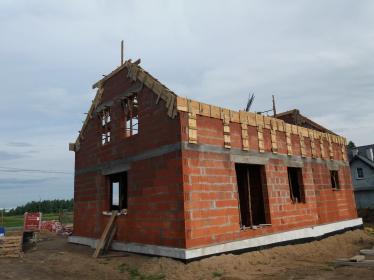 twoj nowy dom (osoba prywatna) - Krycie Dachu Blachodachówką Zawały