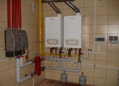 HANGAT - Instalacje sanitarne Ryczówek