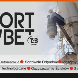 Sortbet Sp. z o.o. Grupa T4B - Wylewka Warszawa