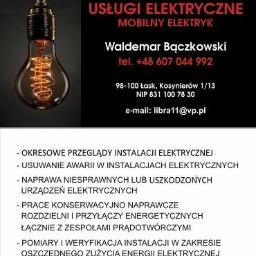Mobilny elektryk - Serwis Elektronarzędzi Łask