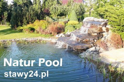 Natur Pool - Oczka wodne i baseny Wrocław