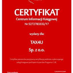 Tax4U Sp. z o.o. - Szkolenia BHP Warszawa