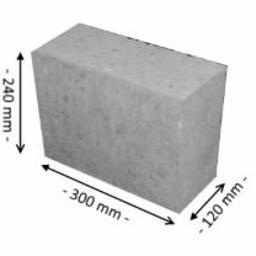 bloczki fundamentowe , fundamenty