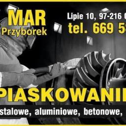 MIK-MAR - Piaskowanie na Mokro Czerniewice