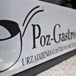 Poz-Gastro S.C. Sklep gastronomiczny - Wyposażenie kuchni Poznań