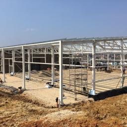 Ideabud Sp. z o.o. - Projektowanie konstrukcji stalowych Trzebinia