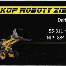 Dar-Kop Roboty Ziemne - Studnie Głębinowe Kostomłoty