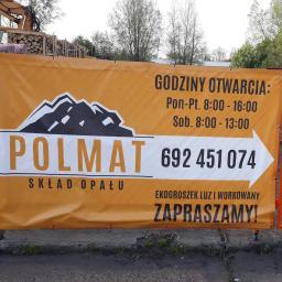 POLMAT Skład opału i kamienia drogowego Beata Rochacka - Ekogroszek Łańcut