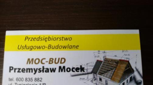 MOC-BUD - Usługi Rostarzewo