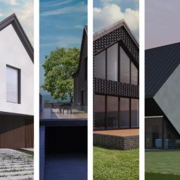 DA-architekci - Projekty Domów Jednorodzinnych Strzeleczki