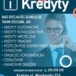 Kacper Szwej - Kredyt konsolidacyjny Kraków
