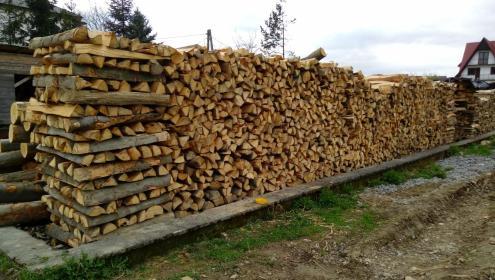 DREW-BART - Drewno kominkowe Kasinka Mała